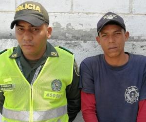 Ciudadano venezolano fue capturado en flagrancia