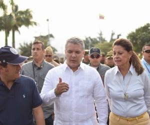 El mandatario liderará el taller Construyendo País.