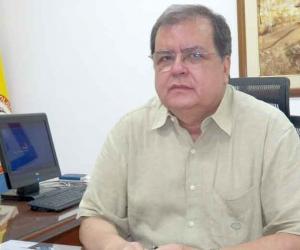 El excontralor general del Magdalena, Alejandro Pérez Prada.