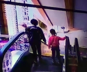 Tragedia en centro comercial de China