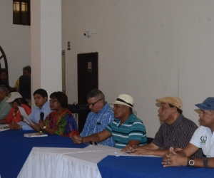 La Convergencia Democrática del Magdalena es la encargada de convocar al paro cívico.