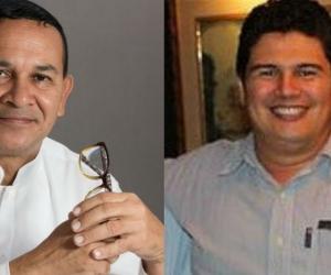 Fausto Pérez Villarreal y Ramiro Franco Varela.