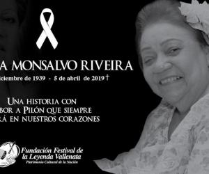 Cecilia 'La Polla' Monsalvo