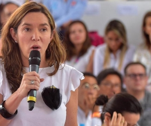 La Ministra de Minas y Energía, María Fernanda Suárez Londoño, hizo el anuncio en el Taller Construyendo País.