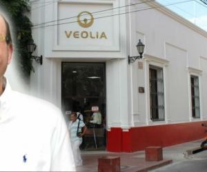 El alcalde Rugeles estaría pensando en dejarle el manejo del agua a Veolia y que no pase a la Essmar.