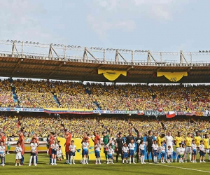 El Metropolitano será una de las sedes de la Copa, en la versión del 2001 albergó a Colombia en la fase de grupos.