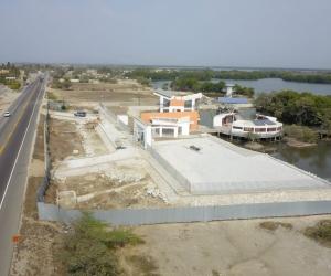 El parador turístico en Puebloviejo será otro espacio para el desarrollo del Magdalena.
