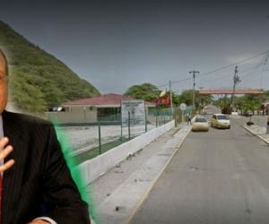 Andrés Rugeles tiene que dormir en el batallón por sus condiciones de seguridad.