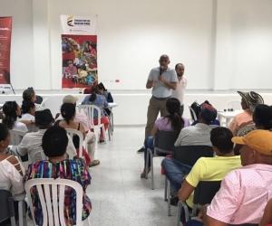La Gobernación se vincula a la conmemoración del Día de la Memoria y Solidaridad con las víctimas del conflicto armado con un  conversatorio en el municipio de Santa Ana.