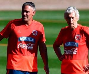 Camps, asistente de José Pekerman en su paso por la Selección Colombia, se sumaría al Cardenal.
