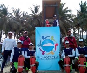 Equipo de rescatistas protegerán la integridad de samarios y visitantes