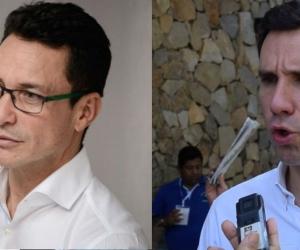 Carlos Caicedo y Juan Pablo Díaz Granados.