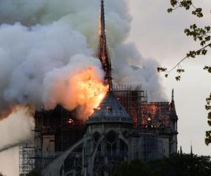 Incendio afectada un verdadero icono de la humanidad