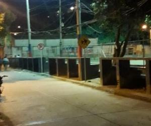 Barrio San Jorge - imagen de referencia.