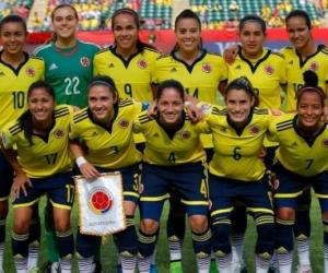 Selección Colombia Femenina.