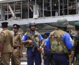 Uno de los hoteles atacados.