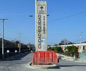 El hecho ocurrió en la urbanización Ciudad Equidad.