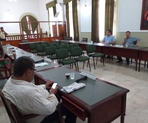 Los diputados rechazan que temas del Magdalena se traten en Barranquilla.