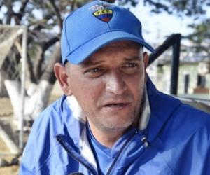 El técnico Luigi Pescarolo.