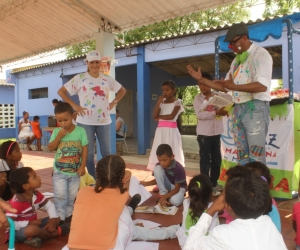 El programa cuenta con diferentes actividades entre ellas las lúdicas y recreativas.