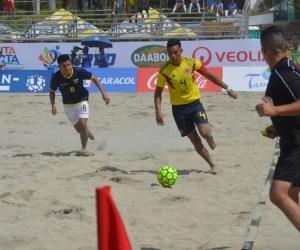 El jugador samario se quedó con las ganas de representar los colores nacionales en Brasil.