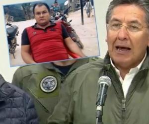 El cuerpo de Dimar Torres fue encontrado con extrañas lesiones.