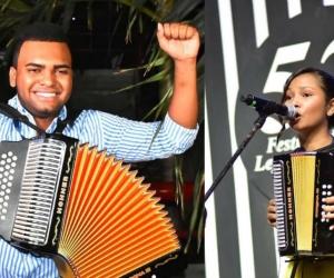 José Juan Camilo Guerra y Alexandra Maciel Gómez