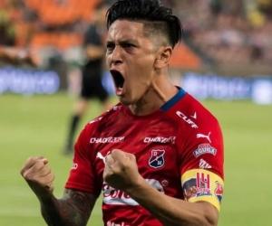 Germán Cano.