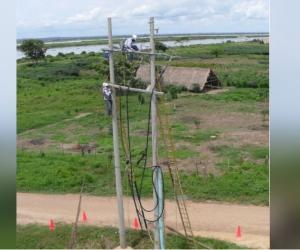 Electricaribe adquirió con anterioridad los terrenos por donde pasará la red eléctrica.