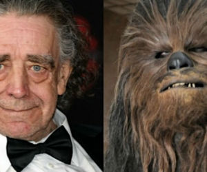 Peter Mayhew, actor que interpretó a Chewbacca