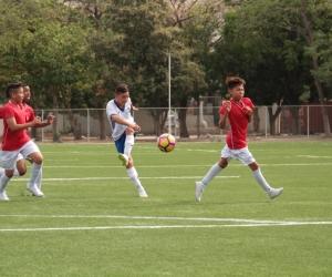 El fútbol será una de las disciplinas que abrirá las justas escolares.