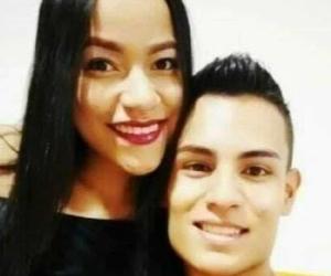 Astrid Mariana Páez Mendoza y Sergio Andrés Quintero Jaime.