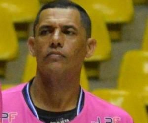 Isildo Fabiano Bianchi, árbitro brasileño fallecido.
