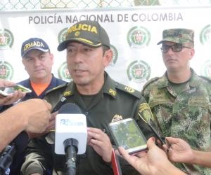 El Coronel entregó un balance de los operativos realizados en el Día de las Madres.