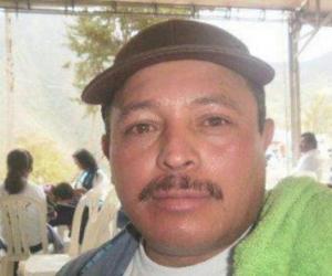 Alias Wilson Saavedra, exguerrillero asesinado.