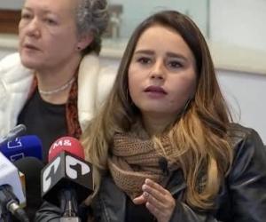 Lorena Murcia, presidenta y vocera de CorpoRosaBlanca