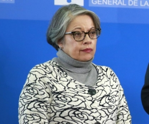 Maria Paulina Riveros, exvicefiscal.