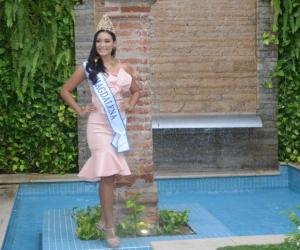Luisa Fernanda Cotes Ospino, Señorita Magdalena 2019-2020