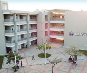 Edificio Mar Caribe de la Universidad del Magdalena