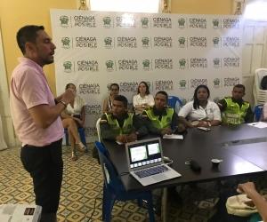 En las mesas técnicas de la actividad desarrollada en Ciénaga se adquirieron unos compromisos por parte de las diferentes instituciones que participaron.