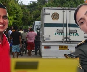 El homicidio fue cometido en el barrio Primero de Mayo, de Santa Marta.