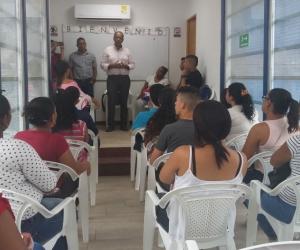 Las capacitaciones se llevan a cabo en los Centros de Emprendimiento de la ciudad.
