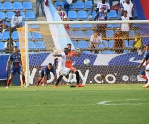 El cuadro rojo superó al onceno bananero 0-2 el pasado sábado.