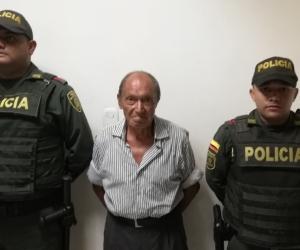 El hombre de 75 años de edad fue identificado como Alfonso Farfán Camelo.
