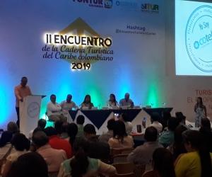 II Encuentro de Turismo del Caribe colombiano 2019