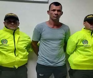 Onaldo Vargas Díaz, capturado por el delito de homicidio