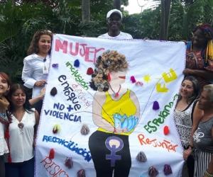 Este sábado se conmemora el Día Nacional por la Dignidad de las Mujeres Víctimas de Violencia Sexual.