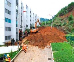 La tragedia ocurrió en un conjunto residencial ubicado en el sector Los Juncos, en Dosquebradas.