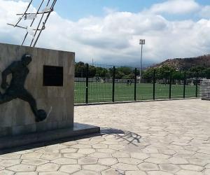 Estadio Menor Alfredo Arango de la Ciudadela 29 de Julio.