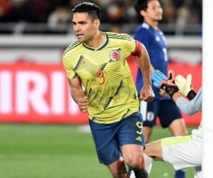 El delantero samario jugará su cuarta Copa América.